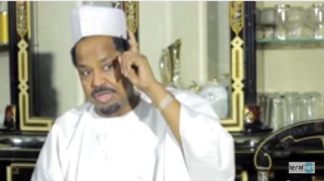"""Ahmed Khalifa Niasse à  Macky Sall: """"Monsieur le Président, rendez au FAP ce qui est au FAP"""""""