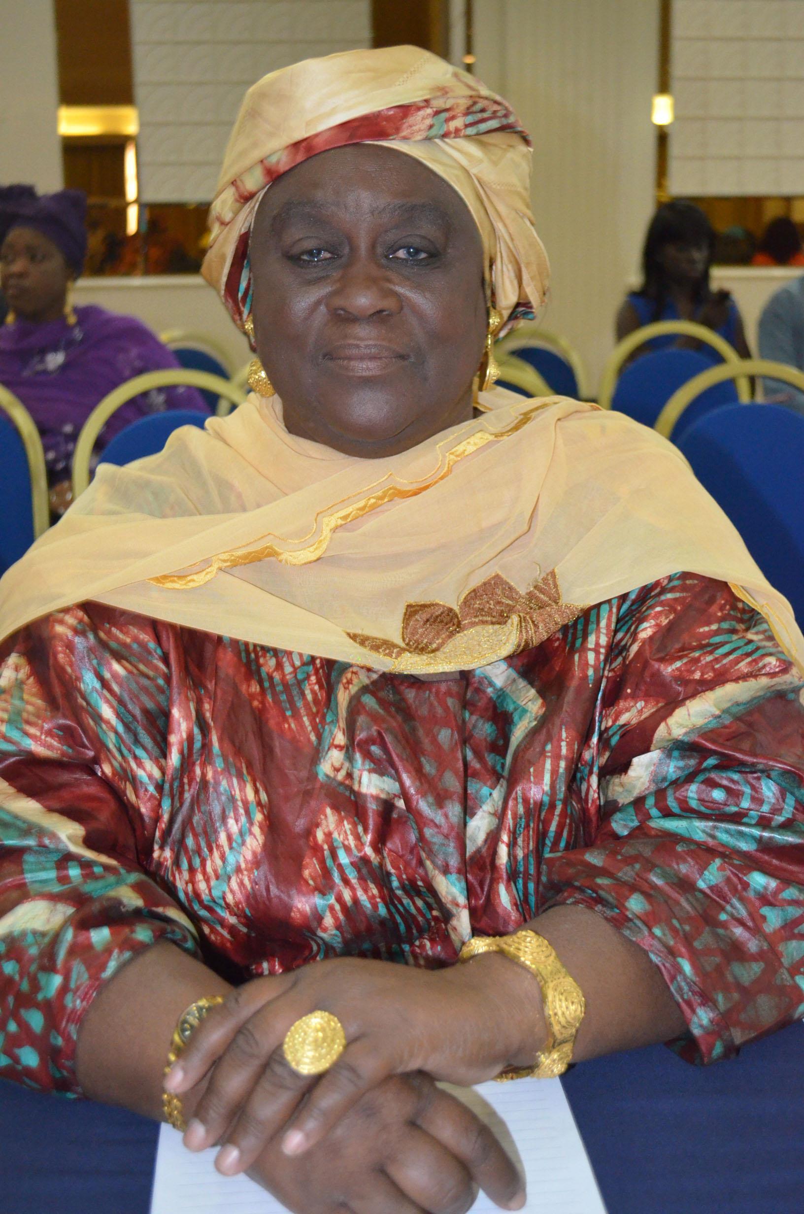 Ndèye Maguette Dièye, responsable des femmes de Rewmi : « Ce n'est pas un problème d'argent qui est à l'origine de la séparation entre Wade et Idrissa Seck »