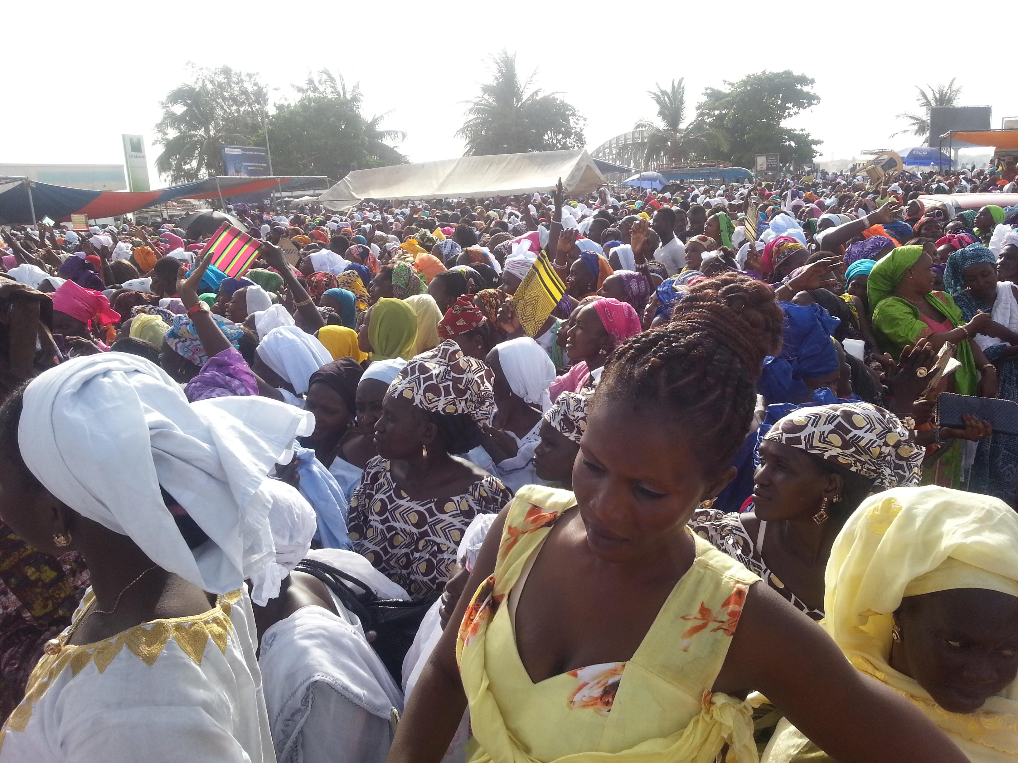 Macky Sall débloque 600 millions pour les femmes de Saint-Louis