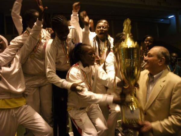 Vainqueurs de l'Ihf Trophy : Les Lionnes du handball sur le toit de l'Afrique