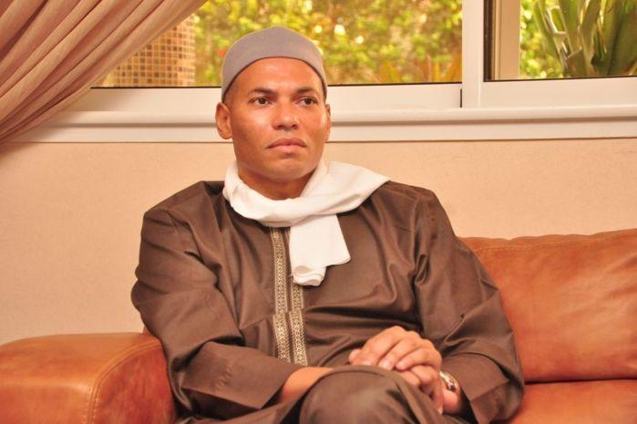 """Karim Wade : """"Ce qui importe à mes yeux, c'est le verdict des Sénégalais et Dieu"""""""