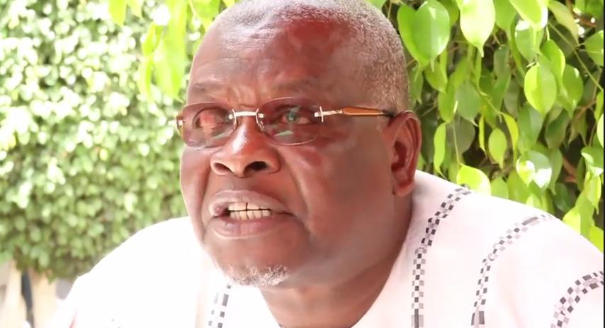 Soupçonnant Niasse de vouloir vendre le parti à Macky, Mamadou Goumbala construit une termitière dans l'Afp