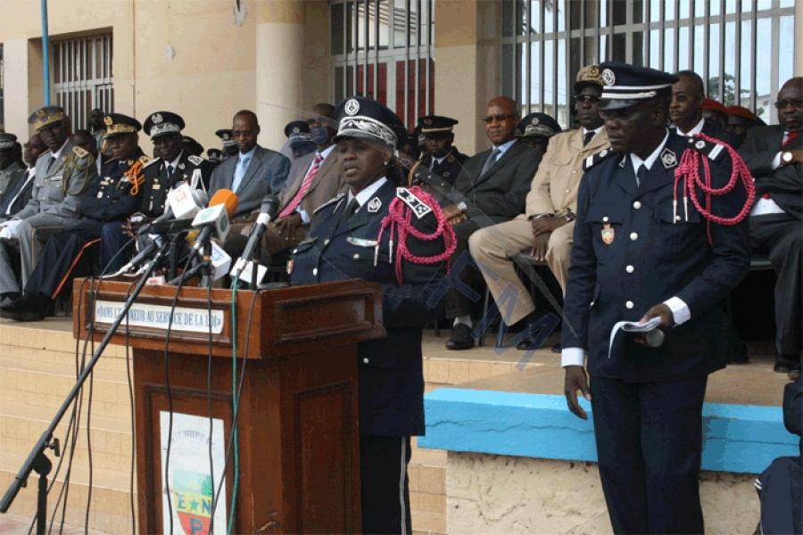 Police nationale: Sortie de la 41ème promotion, ce mercredi