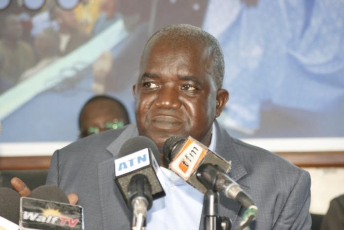 """Oumar Sarr attaque Macky Sall: """"Le président de l'APR est un bon comédien. Il veut négocier..."""""""