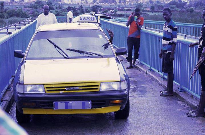 Taxis empruntant la passerelle de l'autoroute : Un chauffeur arrêté et placé en garde-à-vue au Commissariat central de Dakar