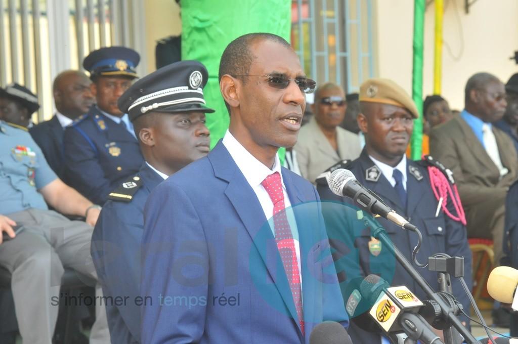 """Fausse alerte à la bombe au Radisson-Abdoulaye Daouda Diallo persiste et signe  : """"La personne qui est à l'origine de cette affaire sera débusquée"""""""