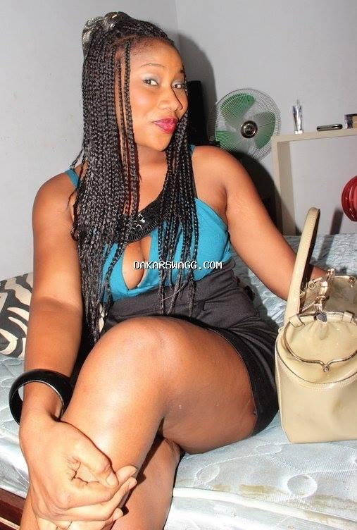 Mame Diarra Samba, la fille aînée du chroniqueur Lamine Samba : Jeune et sexy