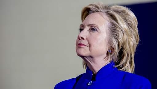 Hillary Clinton dépassée par un rival démocrate dans un sondage