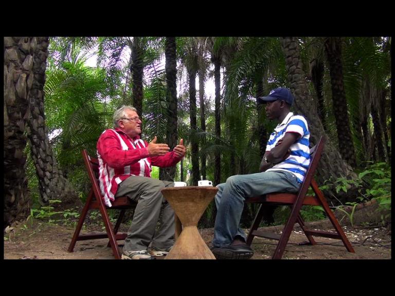 """""""Ça me dit mag"""" en Casamance : Pape Alé Niang au cœur du trafic de bois dans la région sud"""