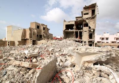 Voici la Maison Iba Faye qui était cible  et qui a fait détruire 400 maisons