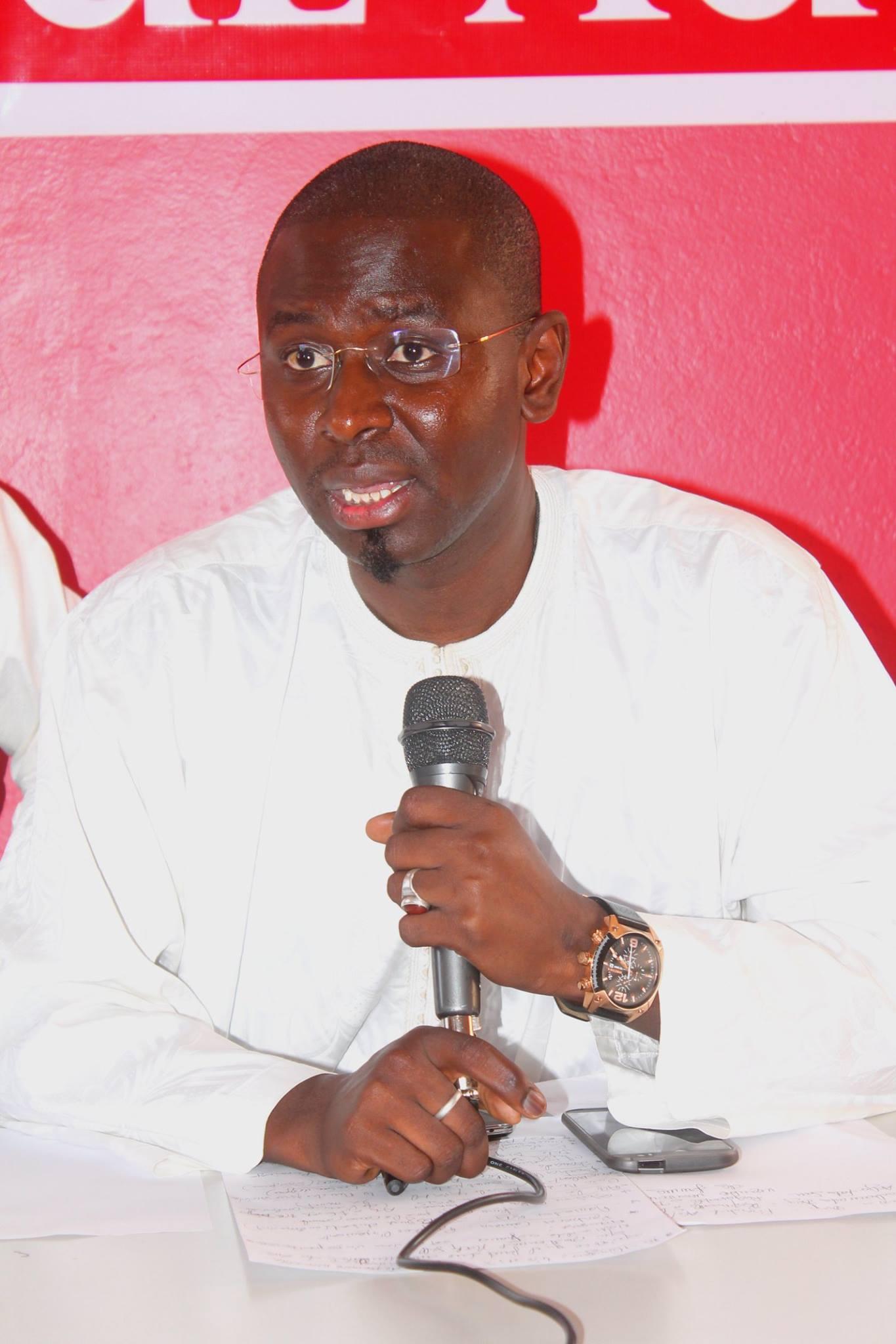 El Hadji Daniel So, Dcmc DDD : « Avec le Pse, le Président Macky Sall va révolutionner l'agriculture, propulser l'éducation, démocratiser la santé »