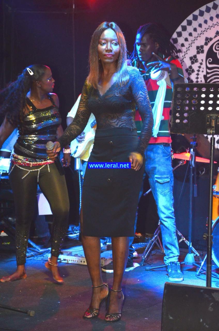 Week-end de feu avec Coumba Gawlo au Terang'arts de Saly et au Barramundi de Dakar