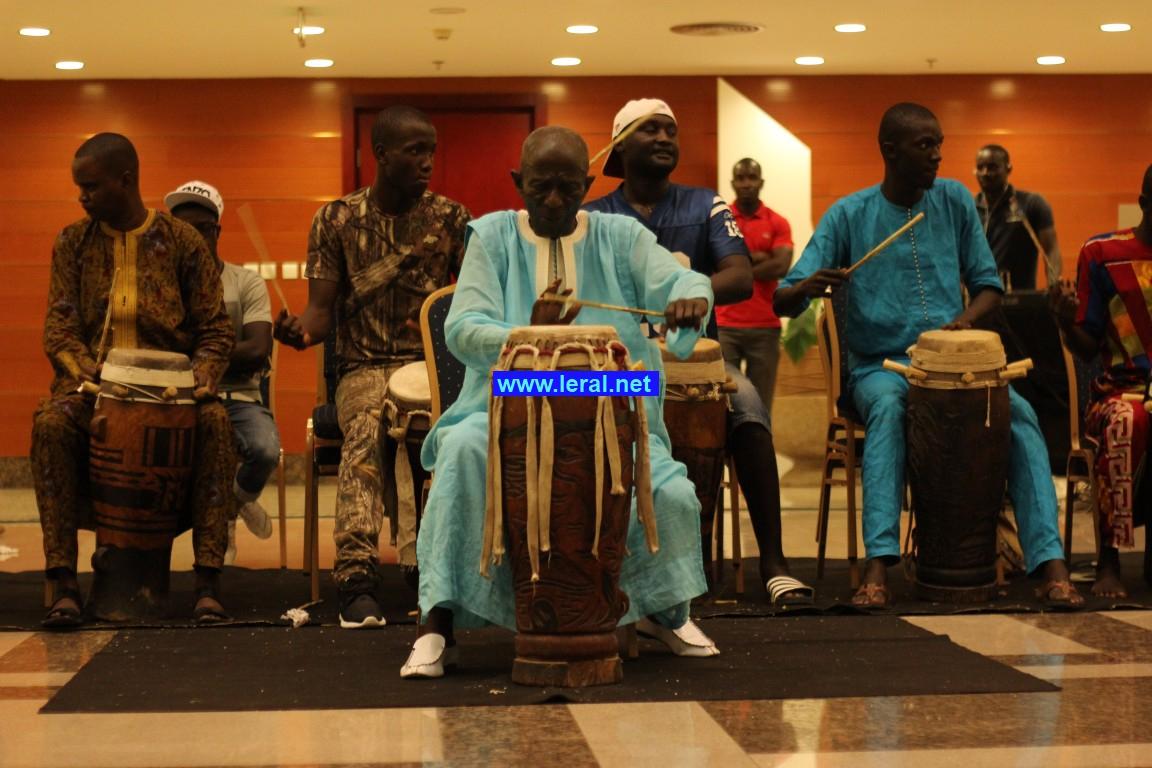 10 photos-Les derniers coups de baton de Doudou Ndiaye Coumba Rose sur son tambour major !