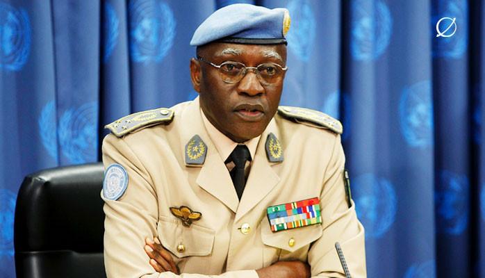 Le Général Babacar Gaye est à Dakar depuis hier