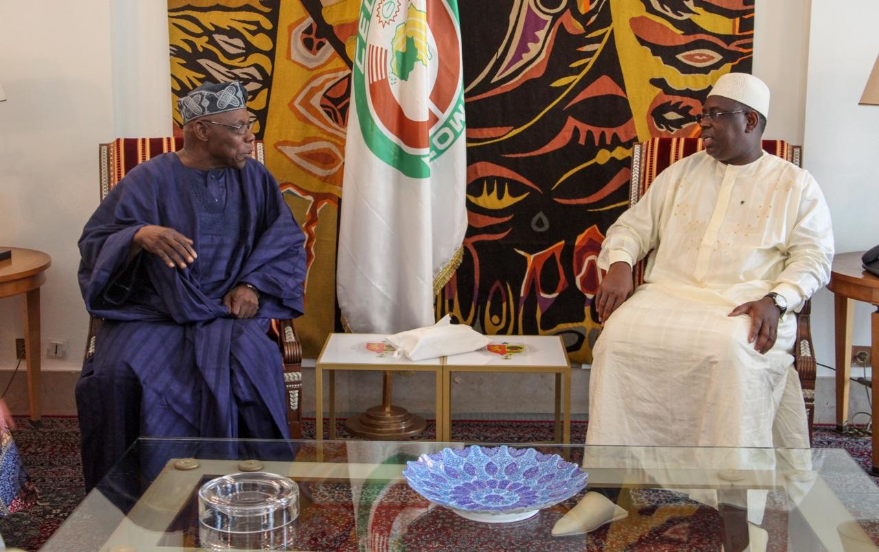 Crise politique en Guinée Bissau: Le  Président Sall reçoit l'envoyé spécial du Président nigérian