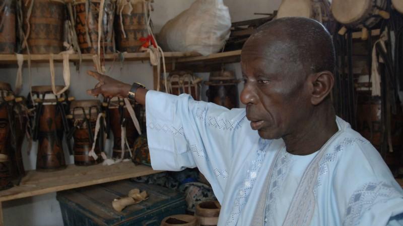 """""""Que personne ne me rende hommage à ma mort"""" : Doudou Ndiaye Rose a réitéré cet ordre 24 heures avant son décès"""