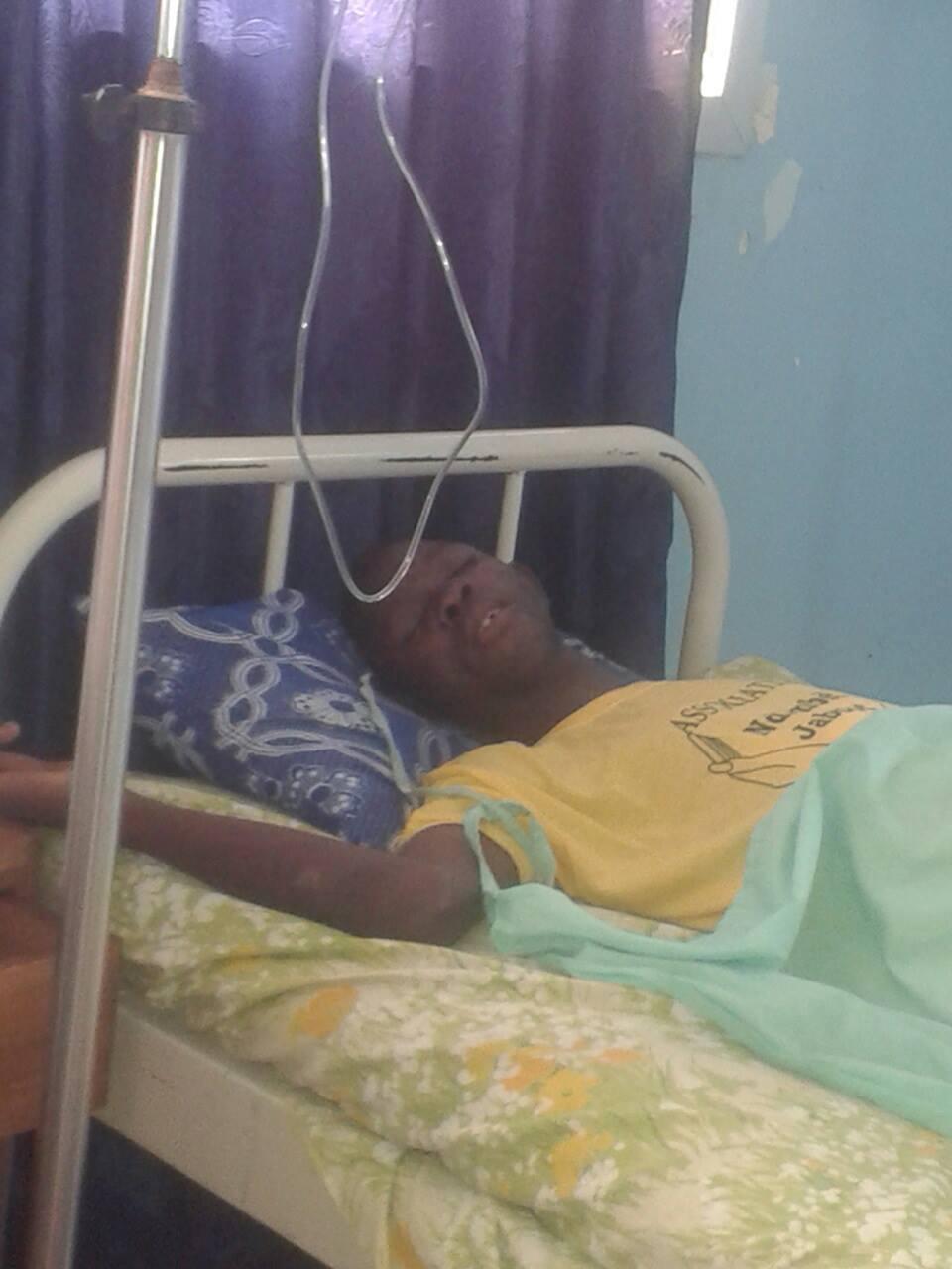 Donner une pièce, c'est sauver une vie : Sauvons Ibrahima Ndong