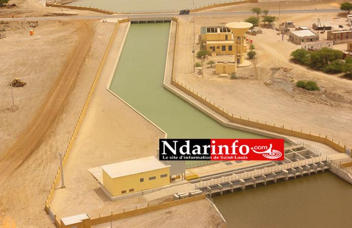 Vues aériennes exclusives : Voici les ouvrages hydrauliques que le Premier ministre Abdallah Dionne va inaugurer, ce samedi.