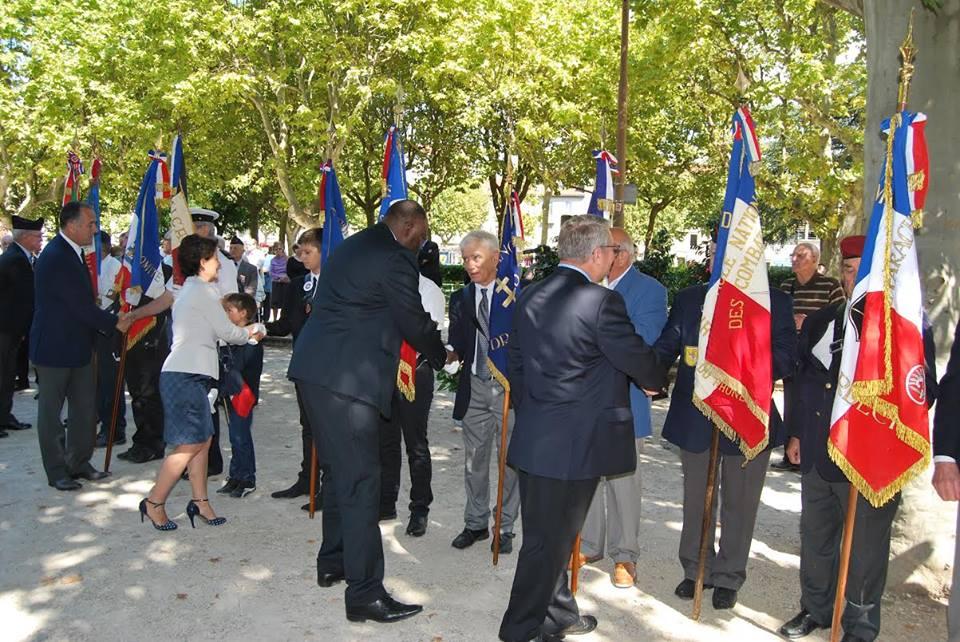 France : Il y a un an, le tirailleur sénégalais Samba Ndour était immortalisé par la ville de Romans au carré du souvenir français