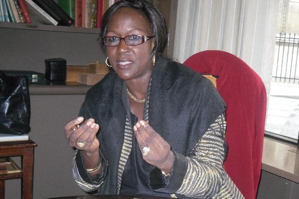 Interdiction des marches: Amsatou Sow Sidibé invite l'opposition à saisir la Cour Suprême