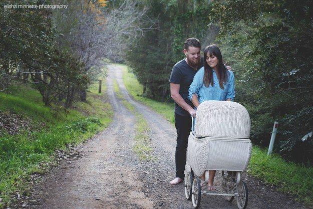 Harcelé par leur entourage pour avoir un enfant, ce couple a répondu de la plus surprenante des manières…