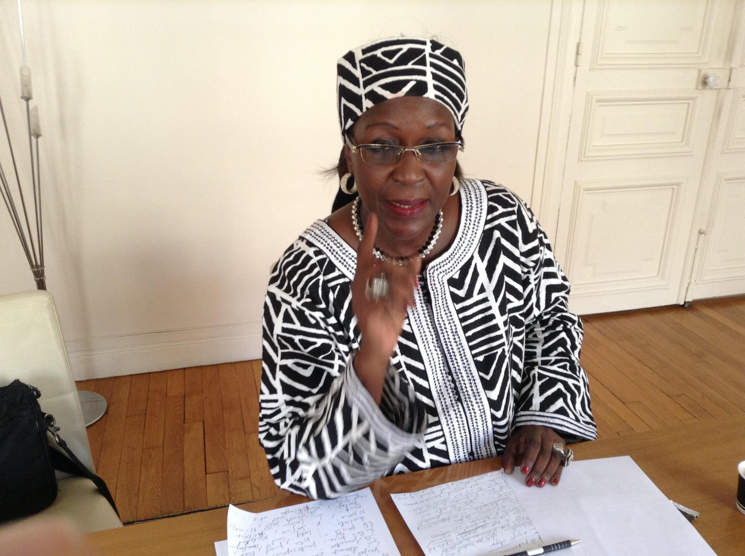 "Pr Amsatou Sow Sidibé : ""Karim Wade doit être libéré si..."""