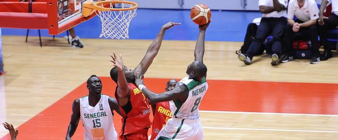 Afrobasket 2015 - Le Sénégal fait carton plein face à l'Angola