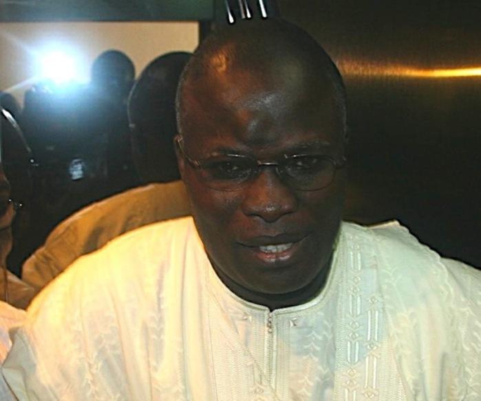 Condoléances : Le ministre Mbagnick Ndiaye chez Serigne Modou Bousso Lèye