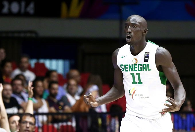 Afrobasket 2015: Mouhammed Faye a quitté Tunis hier
