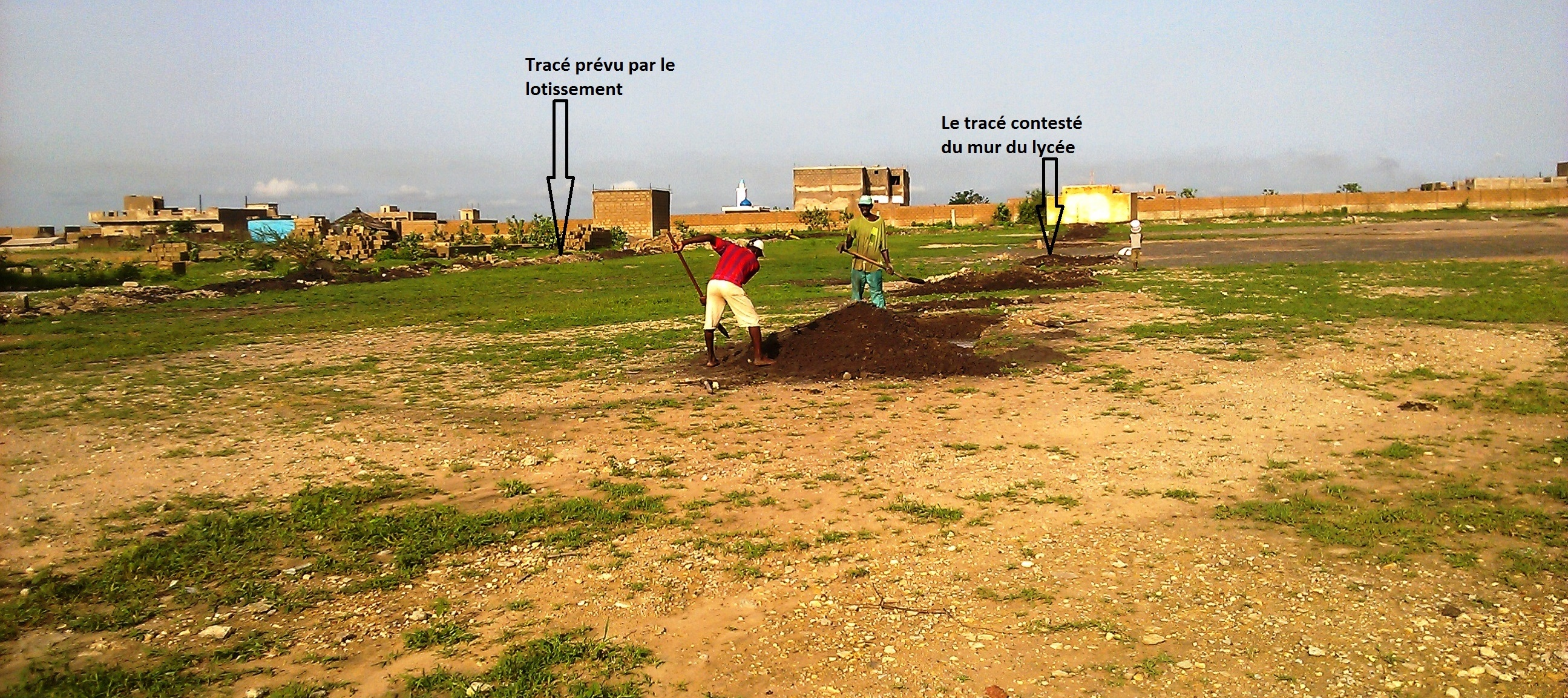 Diamniadio, une commune de toutes les pagailles foncières