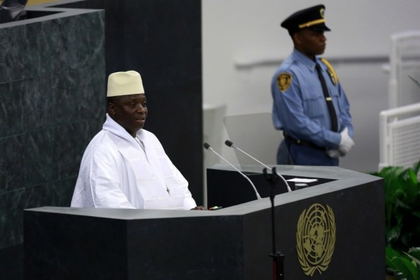 Yahya Jammeh « Walahi, Bilahi, Talahi, Al-Azim ! Tout gay ou lesbienne pris en Gambie… »