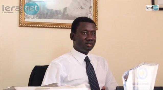 Abdou Mbacké Ndao, maire de la commune de Mbacké