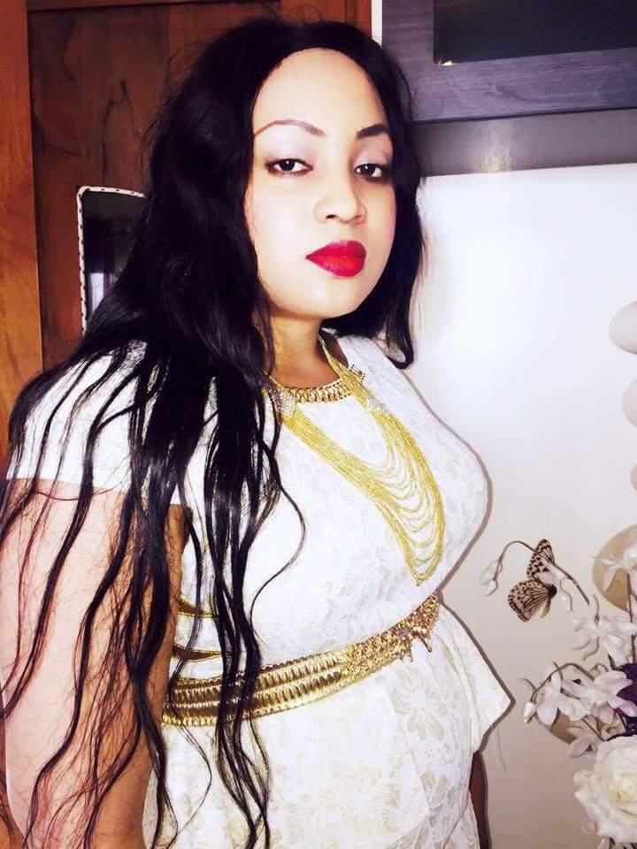 Awa Sow, l'ex de Mapenda Seck, étale sa beauté
