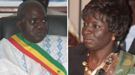 En visite à Ross Béthio : Aminata Touré raille Oumar Sarr