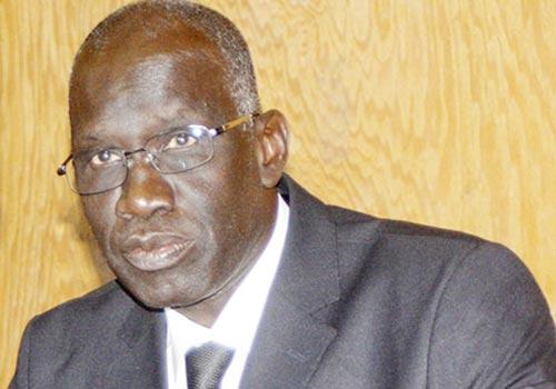 "Mbagnick Ndiaye: ""Nous avons une opposition verbale et médiatique"""