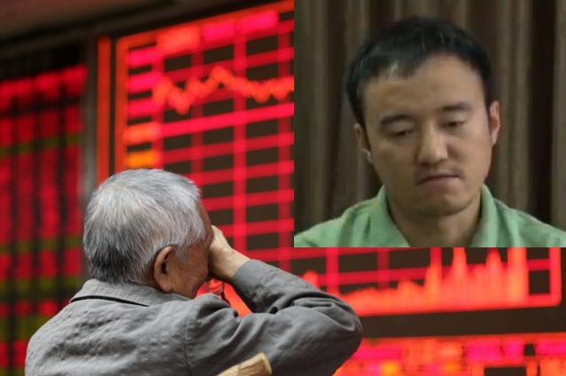 """Chine : Un journaliste """"avoue"""" avoir causé le chaos sur les marchés boursiers"""