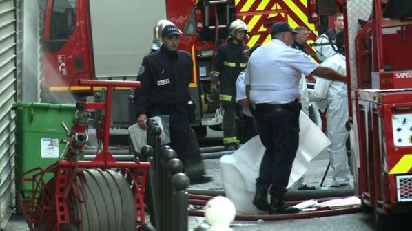 Urgent! Incendie mortel à Paris : un homme, Saidi M., en garde à vue