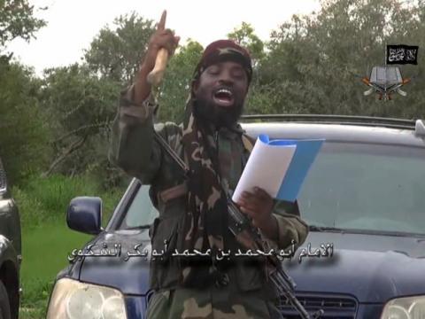 La tête d'Aboubakar Shekau mise à prix pour quatre milliards de FCFA