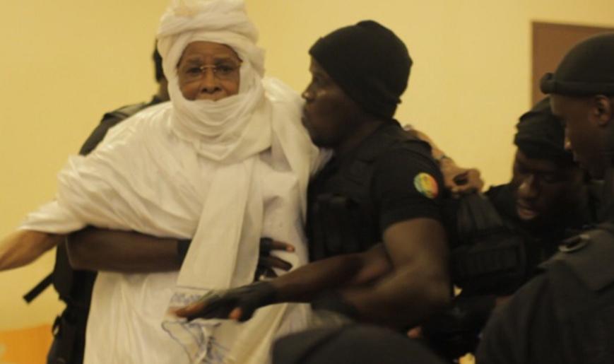 Chambres africaines extraordinaires : Habré refuse de comparaître et installe une bagarre générale