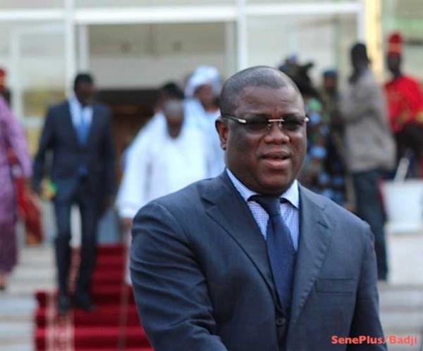 """Abdoulaye Baldé : """"La traque des biens mal acquis ne doit pas être restrictive"""""""