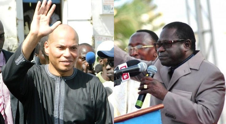 Pape Diop attendu aujourd'hui à Rebeuss sur invitation de Karim Wade