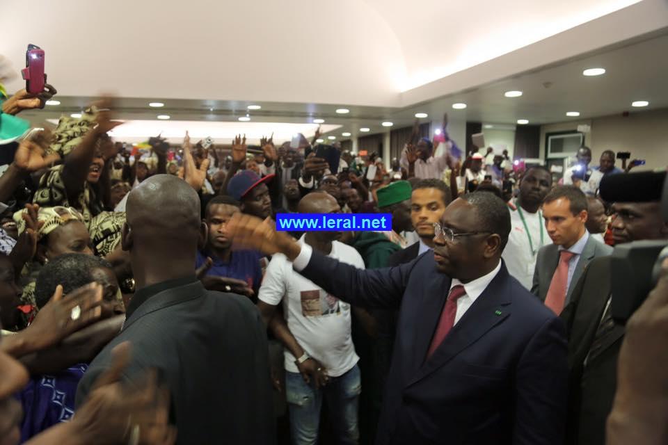Visite officielle au Portugal: Macky Sall rencontre la Diaspora sénégalaise