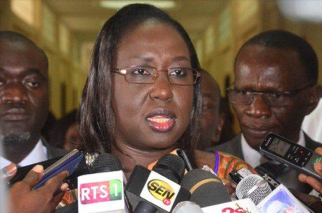 Disparition d'un avion de Sénégal Air: le gouvernement au chevet des familles des victimes Sénégalais