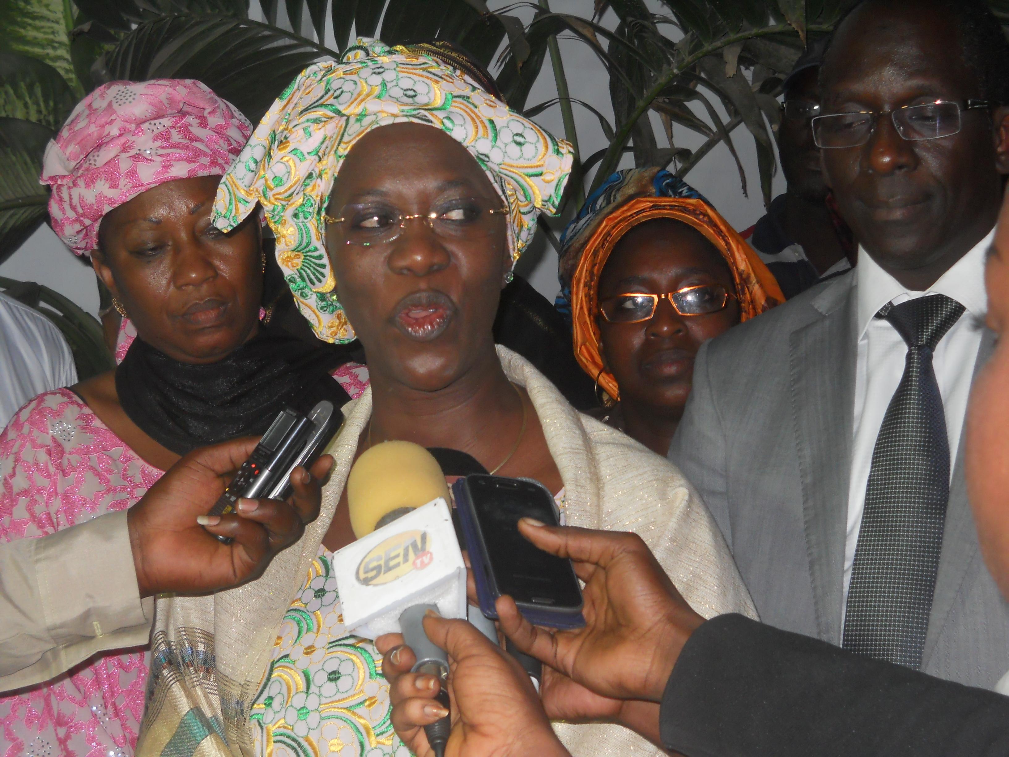 Intempéries: La Solidarité nationale au chevet des sinistrés de Loul Sessène et Palmarin
