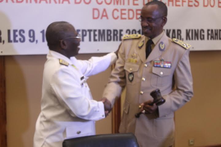 Le Sénégal à l'honneur : Général Mamadou Sow hissé à la tête du Comité des chefs d'Etat-major de la Cedeao.