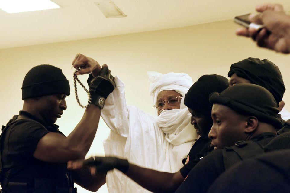 Arrêtés pour trouble à l'audience : Les 14 partisans de Hissein Habré recouvrent la liberté