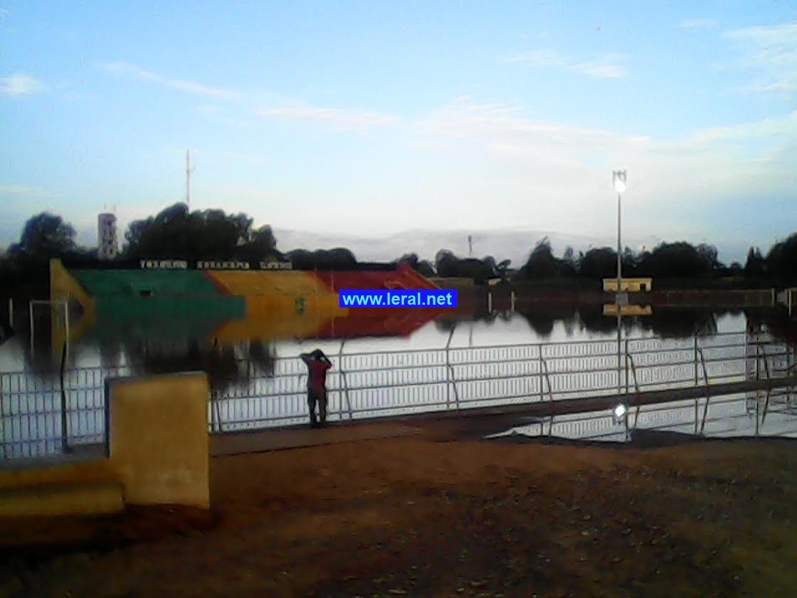 Inondation du stade Amadou Barry: L'entrepreneur, Mbaye Faye, dégage toute responsabilité