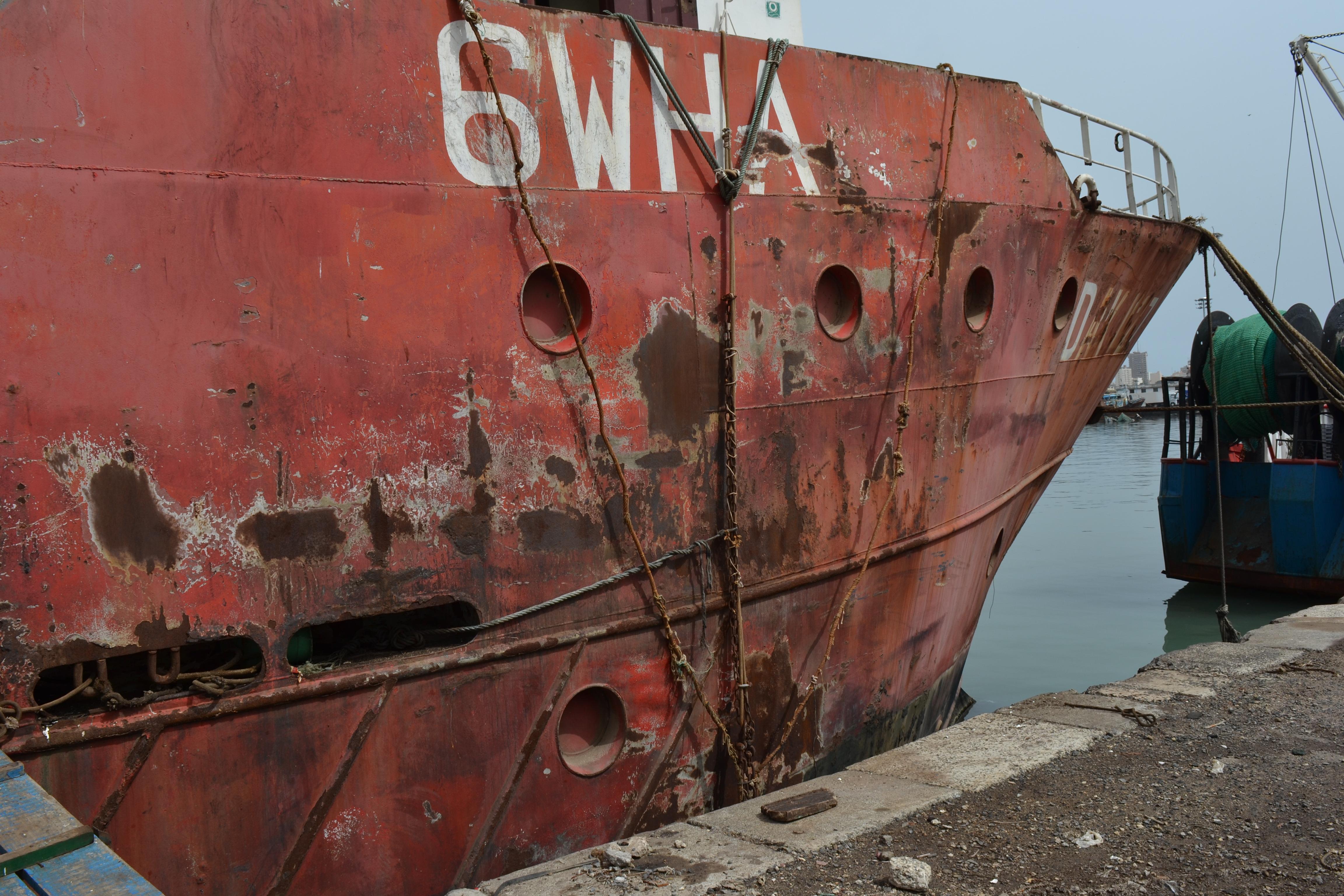 """Oumar Guèye, ministre de la Pêche et de l'Economie maritime : """"Le plan d'eau du Port autonome de Dakar est sale et complètement pollué"""""""