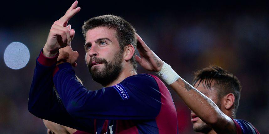 """L'interview explosive de Piqué : """"Je souhaite toujours le pire au Real Madrid"""""""