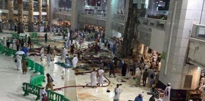 Accident à La Mecque : près de 90 morts à la Grande mosquée